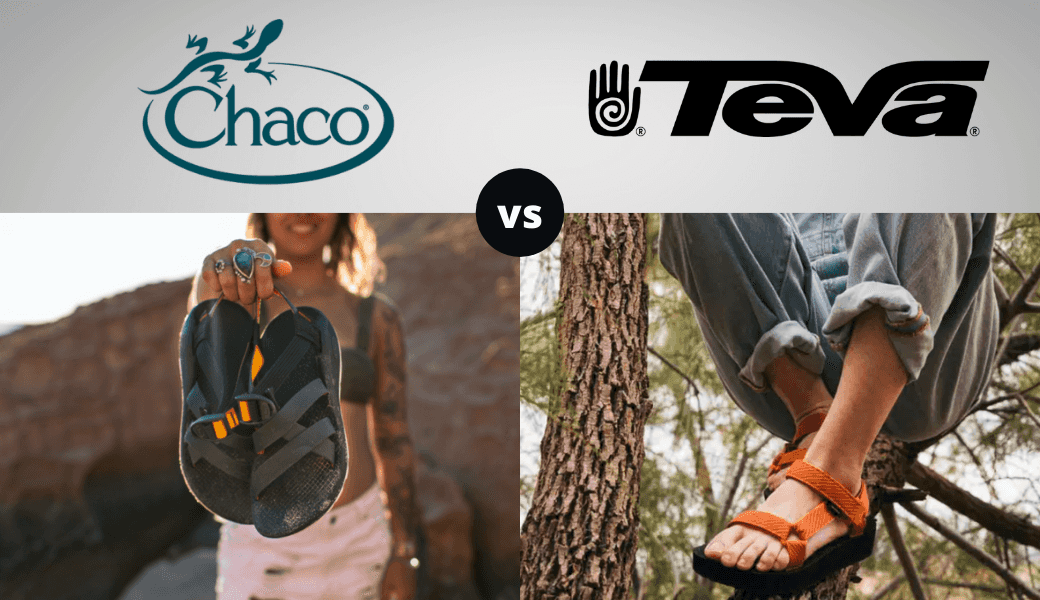 Chaco vs. Teva:, Which is Better?, (2021 Review) cover image