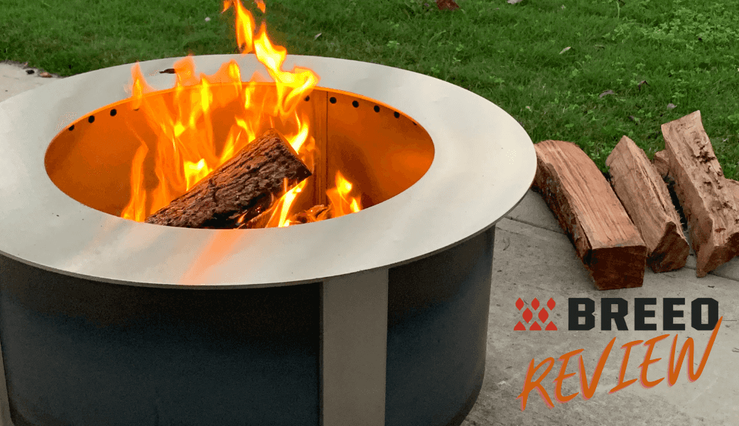 Breeo Fire Pit Review: , X Series vs. Double Flame , Showdown cover image