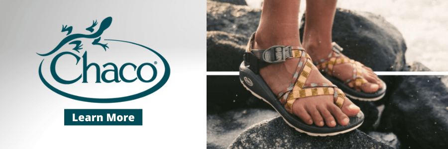 Chaco vs. Teva - Learn More