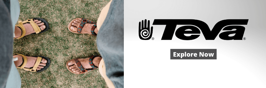 Tevas vs. Chacos - Explore Now